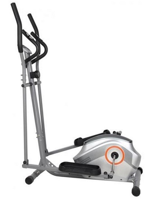 bicicleta eliptica de la fittronic