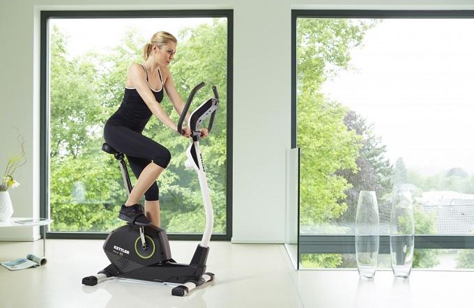 bicicleta fitness de la kettler
