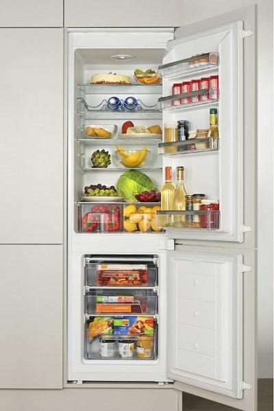 combina frigorifica incorporabila de la hansa