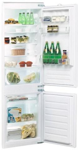 combina frigorifica incorporabila de la whirlpool