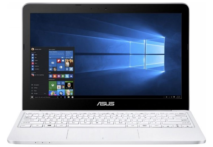 laptop de la asus, X206HA-FD0067T, led, de 11,6 inch