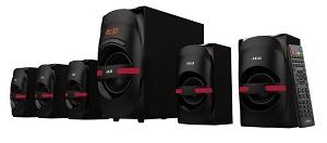 sistem audio 5.1 de la akai