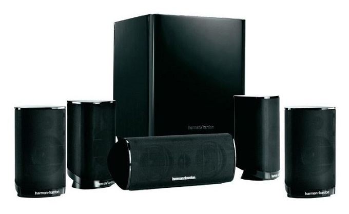 sistem audio 5.1 de la Harman Kardon