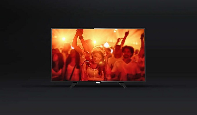 televizor led de la philips, hd