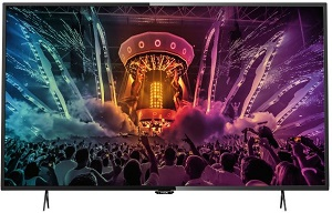 televizor led de la philips, ultra hd