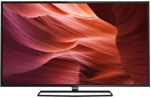 televizor led de la philips, full hd, 139 cm