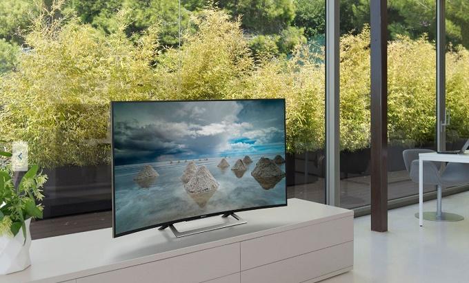 televizor led de la sony, cu diagonala de 126 cm