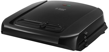 grill electric Russell Hobbs, de 1500 w, cu termostat