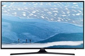 televizor led smart de la samsung, cu rezolutie 4k