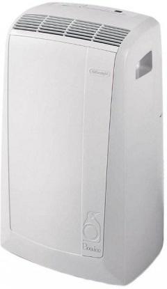 aparat de aer conditionat portabil de la Delonghi, de 9400 BTU, clasa energetica a