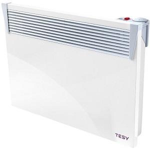 convector electric de perete tesy, 1500 w, alb