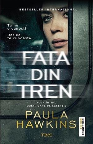 fata din tren, de Paula Hawkins, thriller