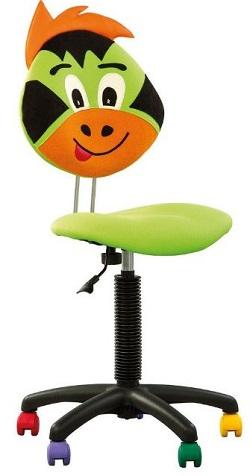 scaun de birou pentru copii, de la Ergonica, model dragon