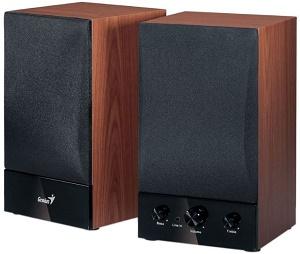 sistem audio 2.0 de la genius, putere de 40 w