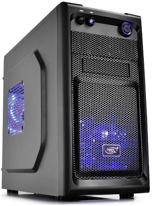sistem desktop de la ttx, cu procesor intel