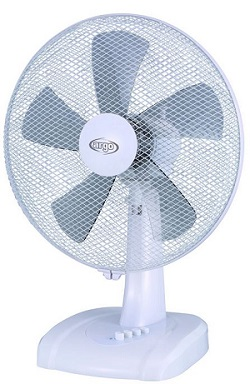 ventilator de birou argo, de 50 w, 3 trepte de viteza