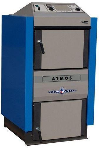 Centrala termica pe lemne atmos, cu gazeificare
