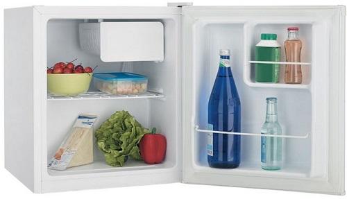 Mini frigider Candy, alb, 43 litri