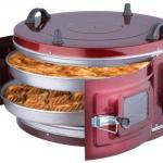 cuptor rotund electric harlem, 1300 w, 36 litri