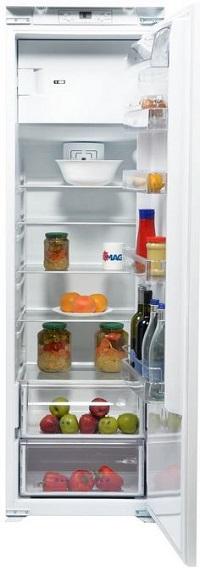 frigider incorporabil Whirlpool, cu congelator