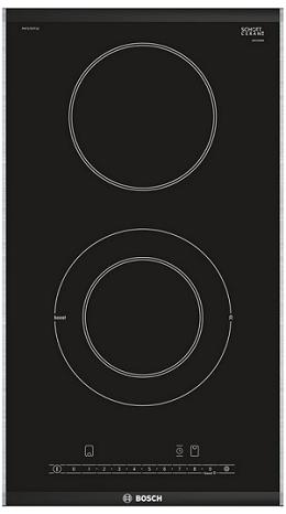 plita electrica incorporabila Bosch, vitroceramica, cu timer