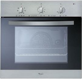 cuptor incorporabil electric de la Whirlpool, cu grill