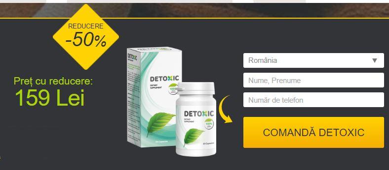 Detoxic pret