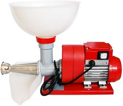 Storcator de rosii electric, profesional, de la grifo, 375 W