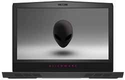Laptop Alienware cu 4 nuclee si placa video vr ready