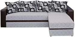 canapea moderna kring, extensibila, 3 locuri