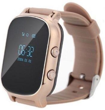 ceas gps pentru copii Wonlex, elegant, cu android