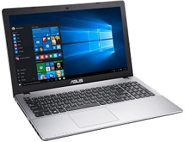 laptop asus, 4 gb ram, windows 10 preinstalat