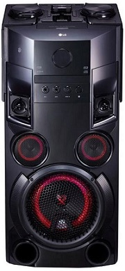 sistem audio wireless lg, cu karaoke
