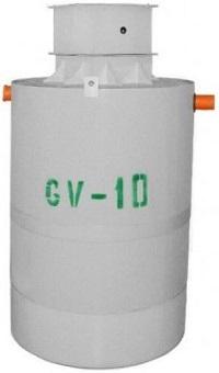 statie de epurare de 2500 litri, Eco-Tad