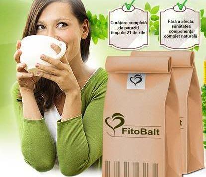 FitoBalt Monastic Tea pret si forum