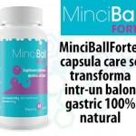Minci Ball Forte – un pret bun, pentru a slabi eficient si fara risc