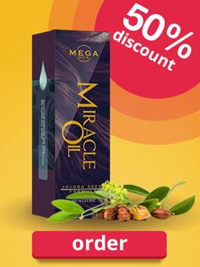 Mega Hair Miracle Oil pret