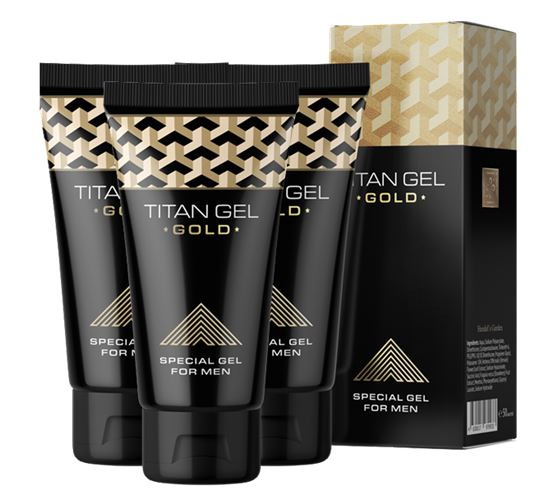 Titan Gel Gold review si pareri