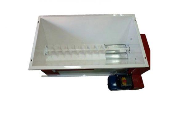 Zdrobitor electric cuva inox