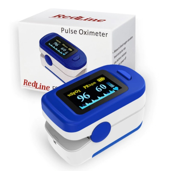 Pulsoximetru RedLine